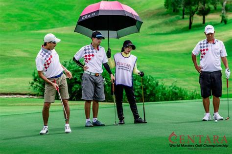 7 Reasons To Play Golf by 7 Reasons To Play On The Centara World Masters