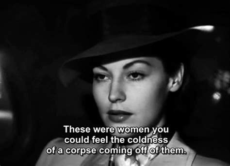 film noir quotes about the city the rules of film noir tumblr