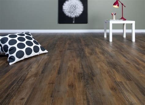 this gorgeous timber flooring is actually made of vinyl synthetics leathers linoleum in