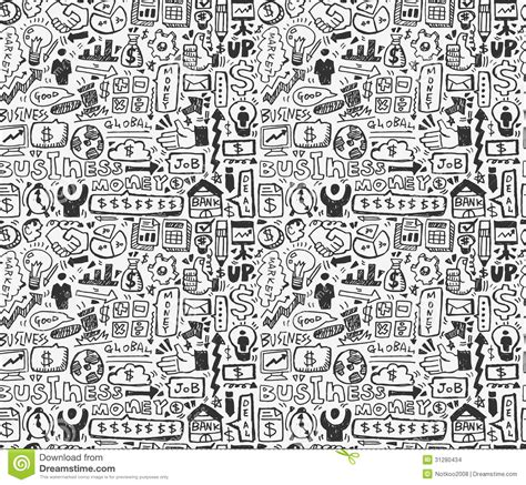 pattern making business seamless business pattern stock images image 31280434