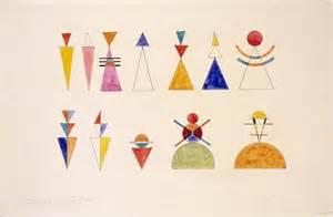 kandinskij e i quadri pioggia di note sui danzatori