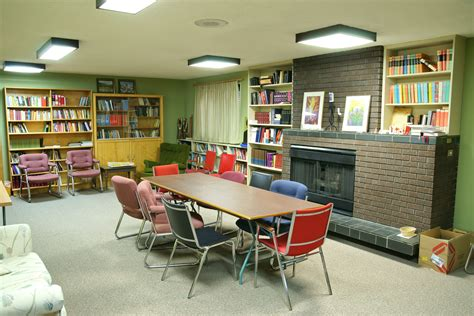 social room luther centre evangelical lutheran church edmonton