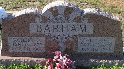 robert barham family funeral home dennis smith in memory