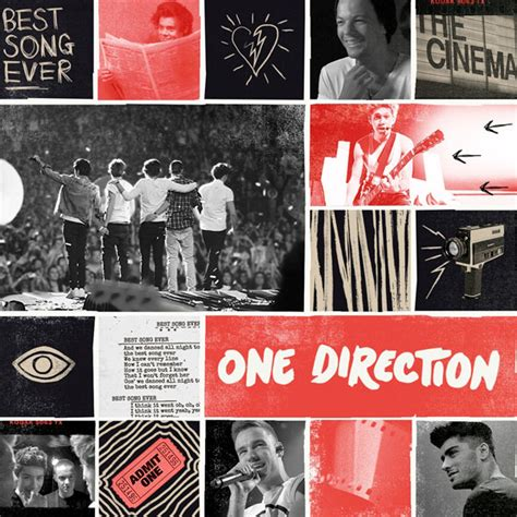 one best song i m a one direction fan and no i m not ashamed a lil