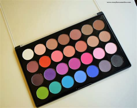 Bh Cosmetics Modern Mattes 28 Color Eyeshadow Palet bh cosmetics modern mattes 28 color eyeshadow palette