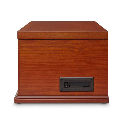 Lancaster Records Buy Crosley Lancaster Entertainment Center Paprika Rockit Record Players