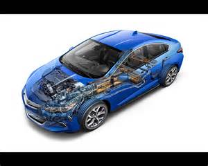 Electric Cars Range Future Chevrolet Electric Volt With Range Extender 2016