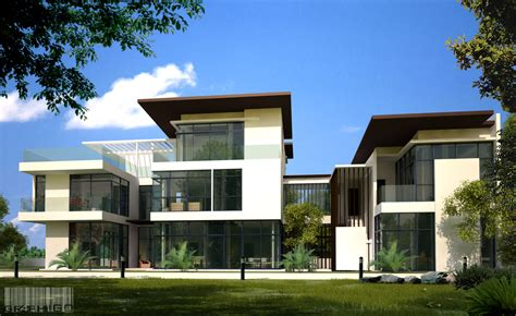 Bungalow Design Cgarchitect Professional 3d Architectural Visualization