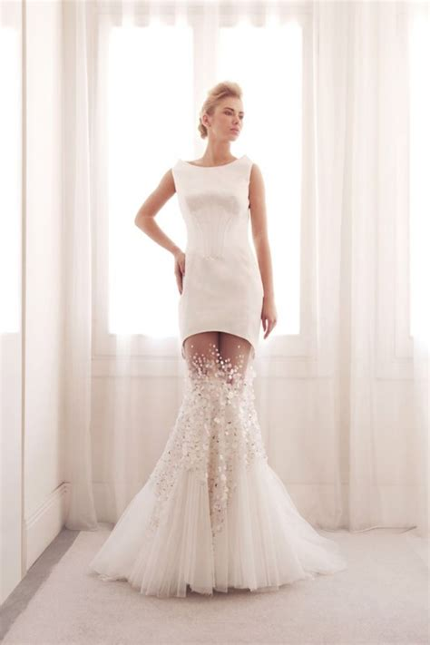 two piece english wedding dresses overlay wedding dresses