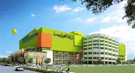 Singapore Home Interior Design big box mall opens in singapore inside retail asia