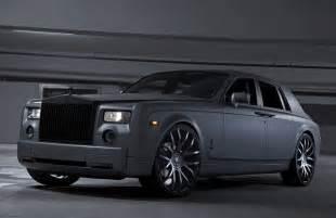 Matte Rolls Royce Ghost Matte Black Rolls Royce Phantom Automobiles