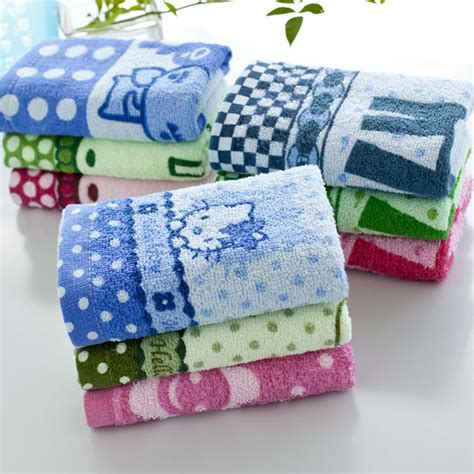 new arrival bathroom product printed new arrival 100 cotton brand towel 3 color 32 73cm towel printed towels bathroom