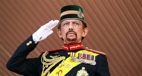 sultan hassanal bolkiah le sultan de brunei annule no 235 l sputnik
