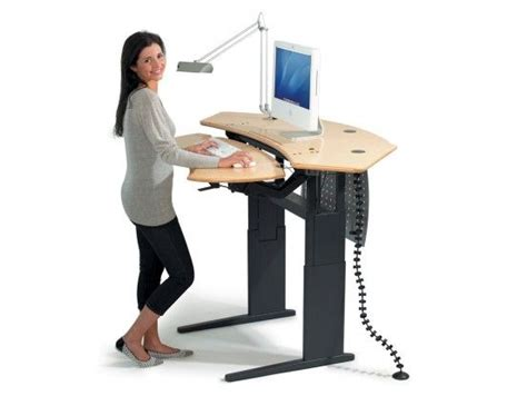 desk goes up and 17 best images about biomorph standing desks on