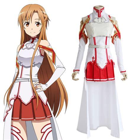 anime sao sword art  yuuki asuna cosplay fighting