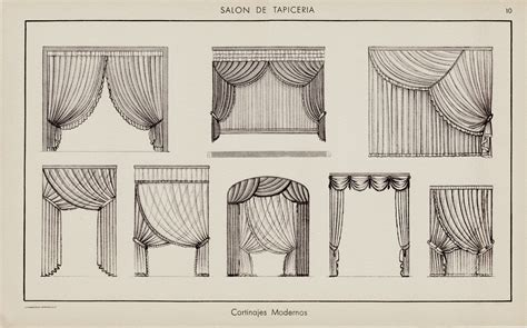 1920s curtains 1920s antique furniture engraving from spain curtains