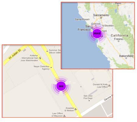 Geo Lookup Address Map Ip Addresses Using Sumo Logic Geo Lookup Queries