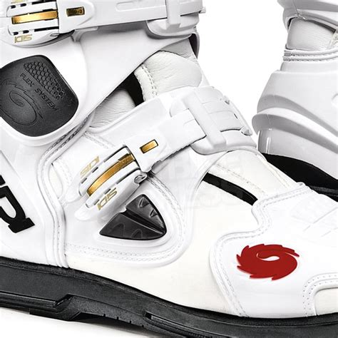 white motocross boots sidi crossfire boots white dirtbikexpress