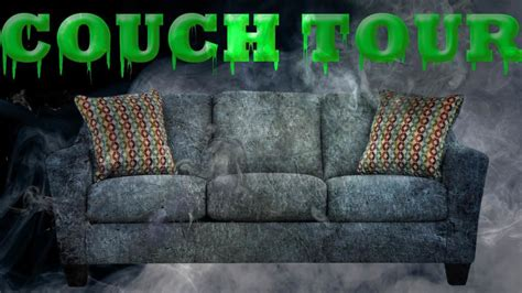 couch tour many halloween couch tour webcast options available