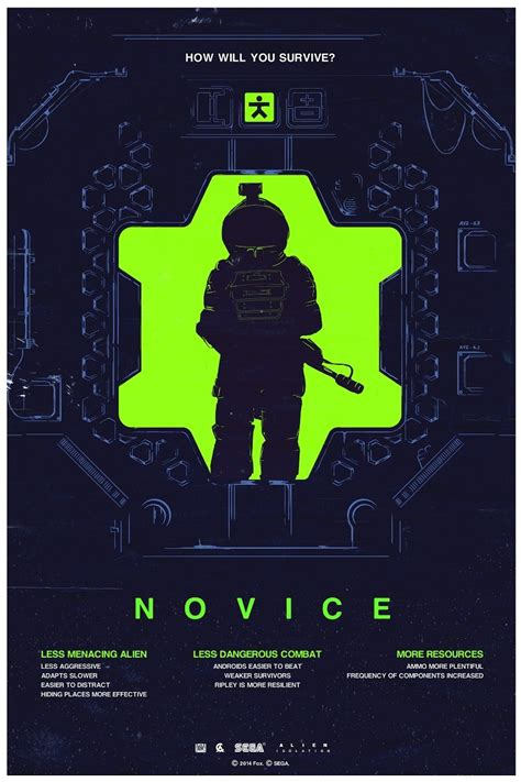 alien isolation   nightmare  novice difficulty