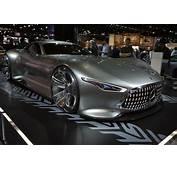 Nouveau Future Hypercar Mercedes AMG Avec Un Moteur De F1