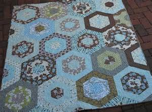 hyacinth quilt designs hexagon quilt