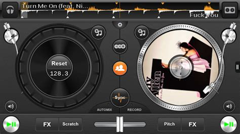 edjing full version ipa edjing pe turntables dj mix v1 3 0 apk download for