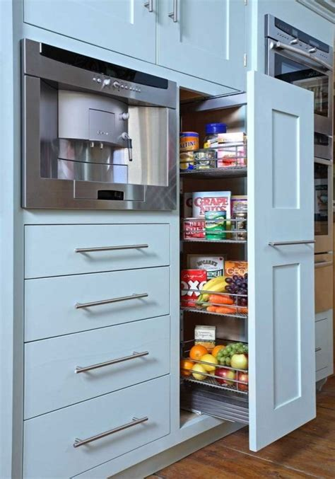 Free Standing Kitchen Pantry Cabinet Plans Best 25 Freestanding Pantry Cabinet Ideas On Pinterest Kitchen Pantry Cabinet Freestanding