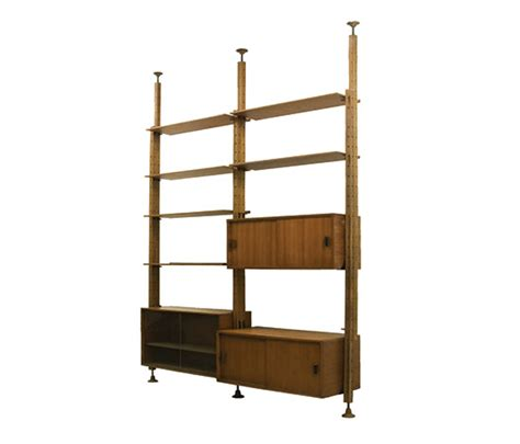 libreria della rocca teak library shelving system design objects 4108940