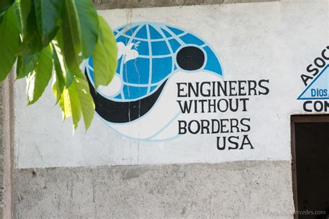 la criba el salvador engineers  borders