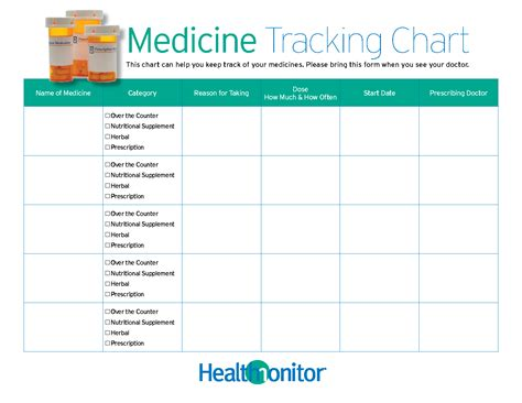 daily medication schedule template daily time log printable