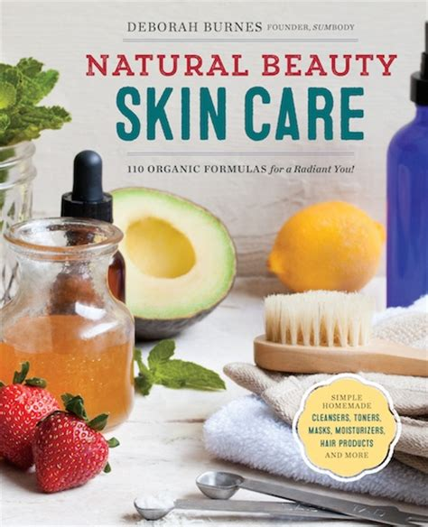 Organic Handmade Skin Care - how to make diy products for great skin well