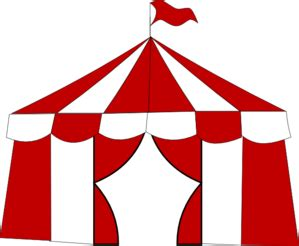 tent card png template free circus tent clip at clker vector clip