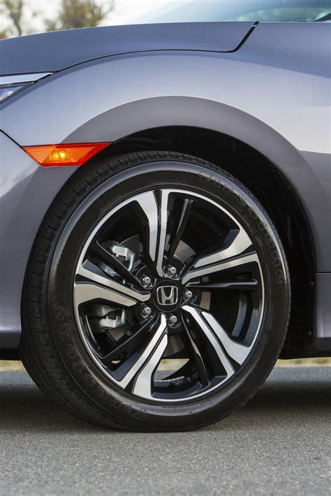 honda civic grey alloy wheel
