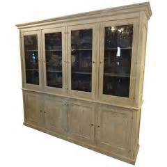Shallow Display Cabinet by Painted And Glazed Shallow Display Cabinet At