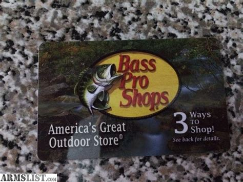 Bass Pro Gift Card Balance Inquiry - object moved