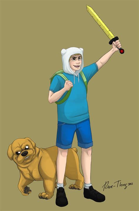 jake the and finn the human jake the and finn the human by thing on deviantart