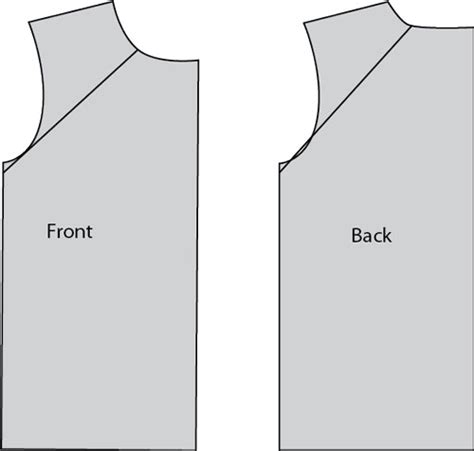 How To Make A Paper Pattern For Sewing - sewing t shirts melly sews