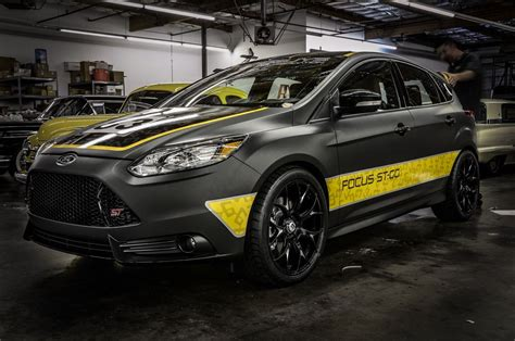 Ford Focus Giveaway - ford focus st giveaway car it s a wrap goodguys hot news