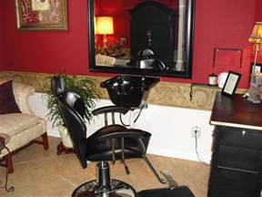 my future in home hair salon set up salon ideas