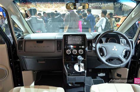 mitsubishi delica 2017 interior interior mitsubishi delica autonetmagz review mobil