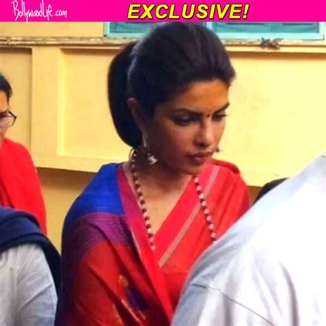 priyanka chopra images in bajirao mastani priyanka chopra the image in the saree is not kashibai s