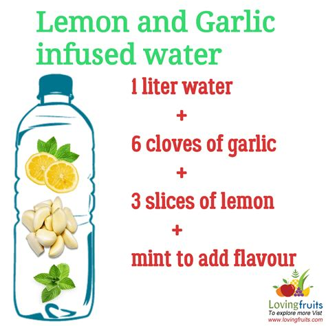 Garlic Detox Water by 13 Remedies Using Garlic For Weight Loss