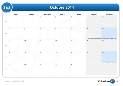 imagenes luzdary octubre 2014 calendario octubre 2014
