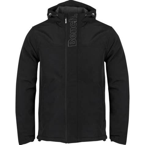 black bench jacket bench men s raft jacket black clothing zavvi com