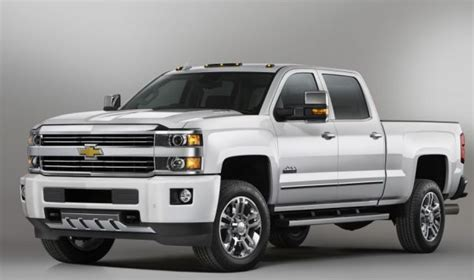 2018 chevy silverado redesign changes release date autos