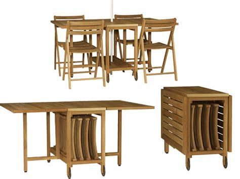 Agréable Salon De Jardin En Teck Leroy Merlin #8: Gain-de-place-les-meubles-de-jardin-pliables.jpg