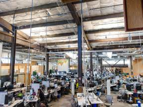 Facebook Office by Facebook S New Headquarters Where Open Plan Is King And