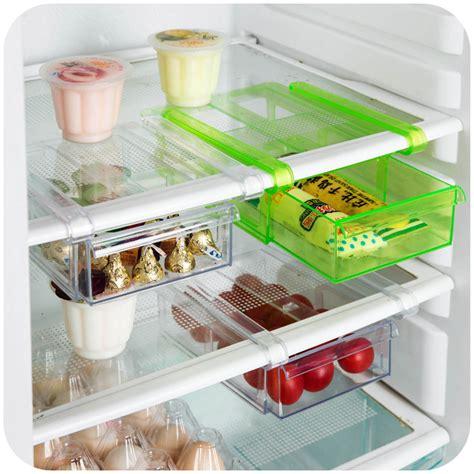 Kitchen Refrigerator Organizer Large Size Hook っ Type Type Plastic Spice