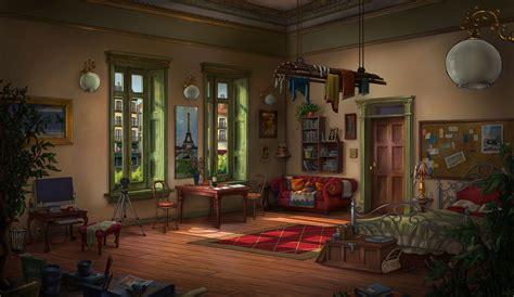 Online Home Interior Design Broken Sword The Serpent Curse Nico Apartment